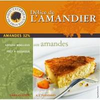 Kake med mandler - 240g GLUTENFRI