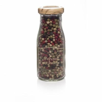 Pepper og bær (hel) - 55g
